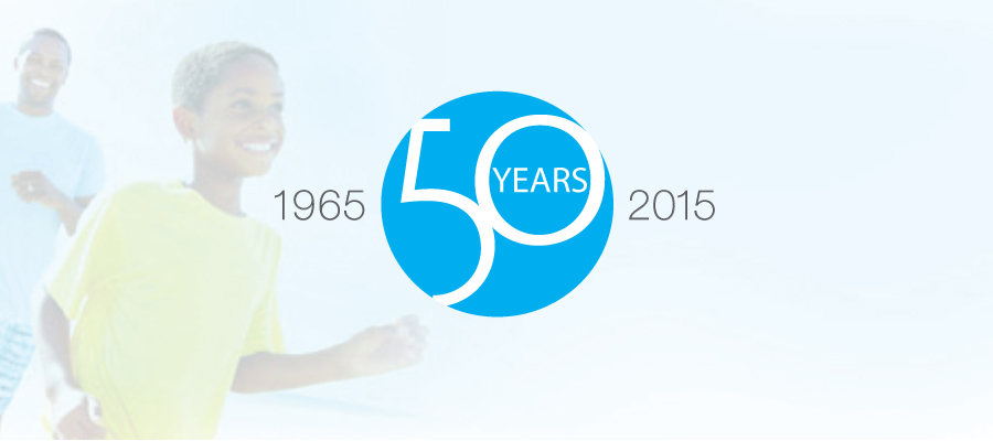 Fifty years (Since 1965 – 2015 )