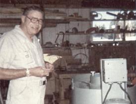 1964 – Plastalume Invented