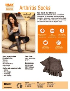 thumbnail of IMAK_Compression_ArthritisSocks