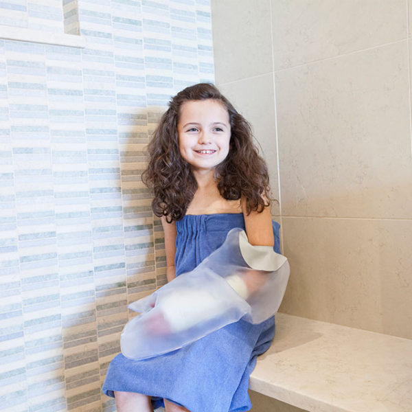 pediatric cast and bandage cover