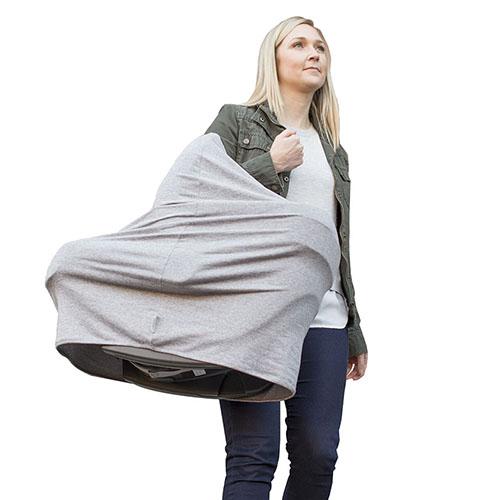 Multi user cover gray