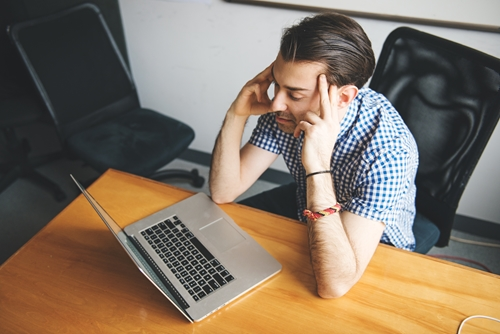 Try these tips for reducing the amount of stress you feel at work.