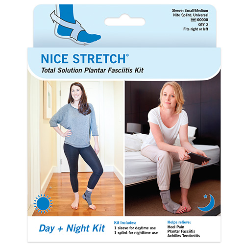 Plantar Fasciitis Day and Night Relief Kit