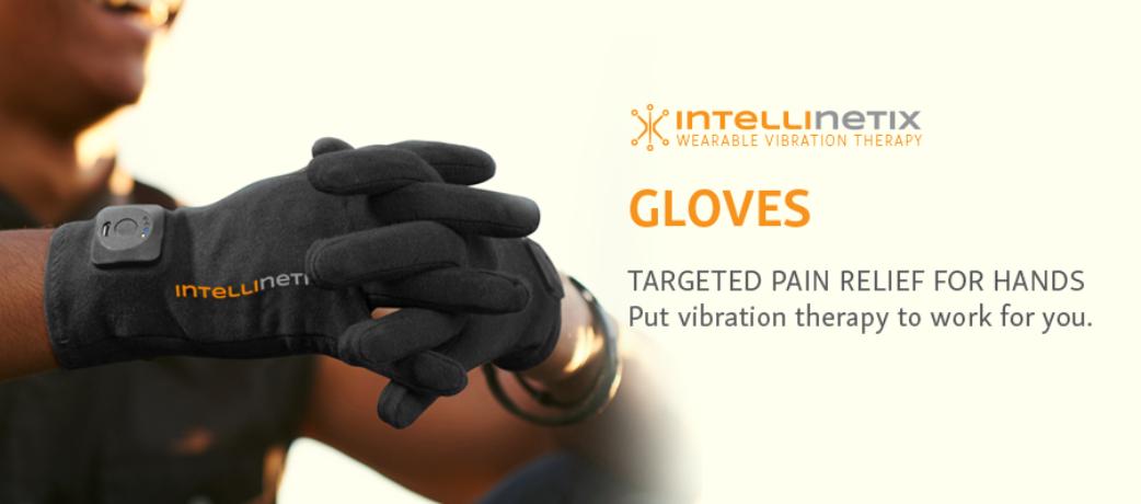 Vibrating Gloves