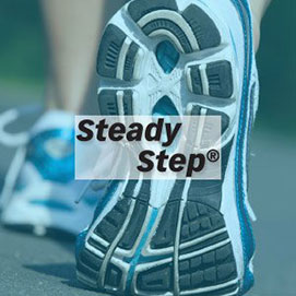 Steady Step Brand Image