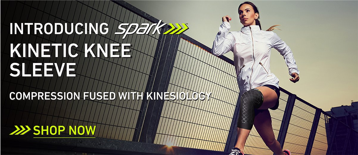 Spark Kinetic Knee Sleeve
