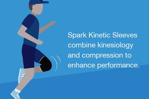 The benefits of kinesiology and compression
