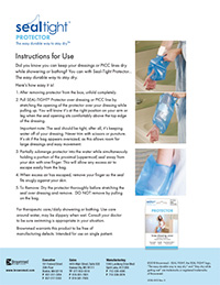 thumbnail of SEAL-TIGHT_Protector_Instructions