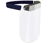 Seal-Tight-Disposable Face Shield