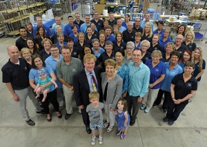 Brownmed 50th Employees